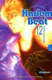 Cover Harlem Beat (Premium) Vol. 12 oleh Yuriko Nishiyama