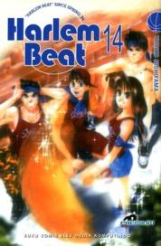 Cover Harlem Beat (Premium) Vol. 14 oleh Yuriko Nishiyama