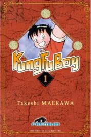 Cover Kungfu Boy (Premium) Vol. 01 oleh Takeshi Maekawa