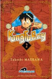 Cover Kungfu Boy (Premium) Vol. 02 oleh Takeshi Maekawa