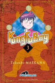 Cover Kungfu Boy (Premium) Vol. 03 oleh Takeshi Maekawa
