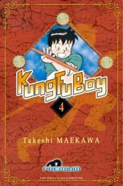 Cover Kungfu Boy (Premium) Vol. 04 oleh Takeshi Maekawa