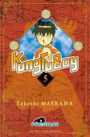 Cover Kungfu Boy (Premium) Vol. 05 oleh Takeshi Maekawa
