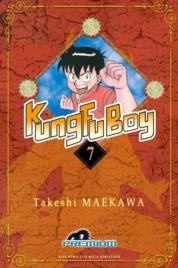 Cover Kungfu Boy (Premium) Vol. 07 oleh Takeshi Maekawa