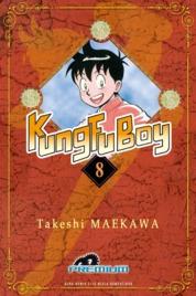 Cover Kungfu Boy (Premium) Vol. 08 oleh Takeshi Maekawa