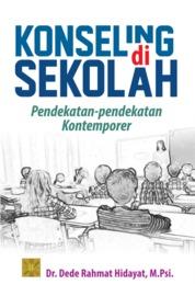 Cover Konseling di Sekolah oleh Dede Rahmat