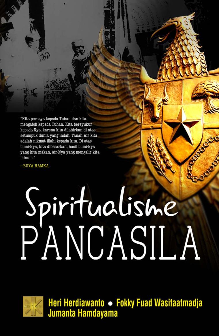 Buku Digital Spiritualisme Pancasila oleh Fokky Fuad Wasitaatmadja