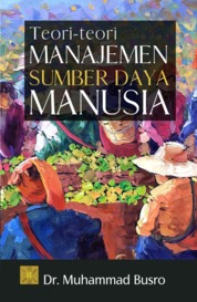 Cover Teori-teori Manajemen Sumber Daya Manusia oleh Muhamamad Busro
