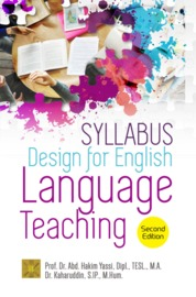 Cover Syllabus Design Of English Language Teaching oleh Prof. Dr. Abd. Hakim Yassi, Dipl., TESTL., M.A.