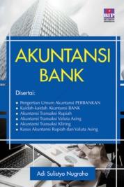 Cover Akuntansi Bank oleh Adi Sulistyo Nugroho
