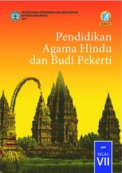 Cover Pendidikan Agama Hindu dan Budi Pekerti oleh Ida Made Sugita
