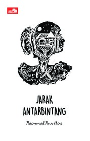 Jarak Antarbintang by Nauraini Cover