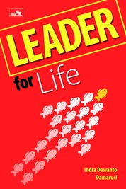 Leader for Life by Indra Dewanto,Damaruci Cover
