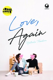 Cover Love Again oleh Nathalia Theodora