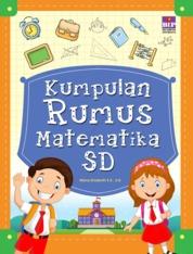 Cover Kumpulan Rumus Matematika SD oleh Maria Elisabeth E.k., S.si