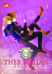 Cover Ther Melian Academy 3 oleh Shienny M.S