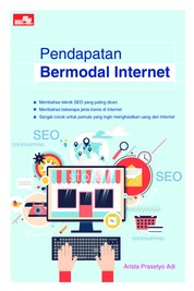 Pendapatan Bermodal Internet by Arista Prasetyo Adi Cover