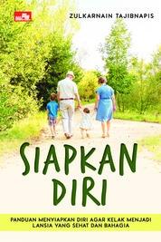 Cover Siapkan Diri oleh Zulkarnain Tajibnapis