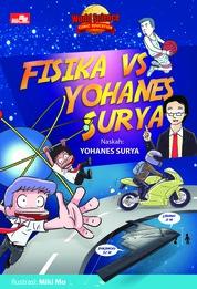 Cover Fisika VS Yohanes Surya oleh Yohanes Surya