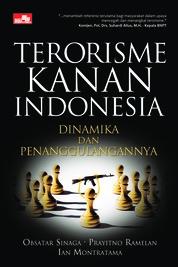 Cover Terorisme Kanan Indonesia oleh Ian Montratama