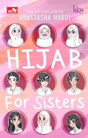 Cover LAIQA: Hijab for Sisters oleh Anastasha Hardi