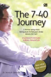 Cover The 7-40 Journey oleh Jimmy Oentoro