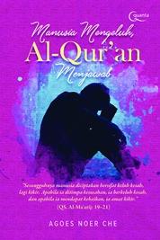 Cover Manusia Mengeluh, Al-Qur`an Menjawab oleh Agoes Noer Che