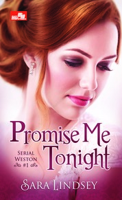 HR: Promise Me Tonight by Sara Lindsey Cover