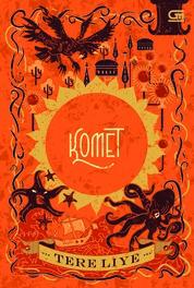 Komet by Tere Liye Cover