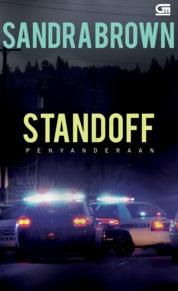 Cover Penyanderaan (Standoff) oleh Sandra Brown