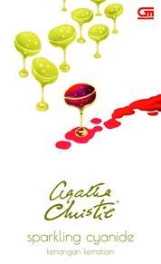 Cover Kenangan Kematian (Sparkling Cyanide) oleh Agatha Christie