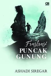 Cover Frustrasi Puncak Gunung oleh Ashadi Siregar