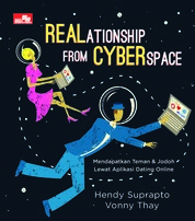 REALationship from CYBERspace by Hendy Suprapto,Vonny Thay Cover