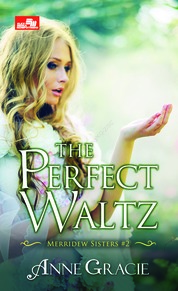 Cover HR: The Perfect Waltz oleh Anne Gracie