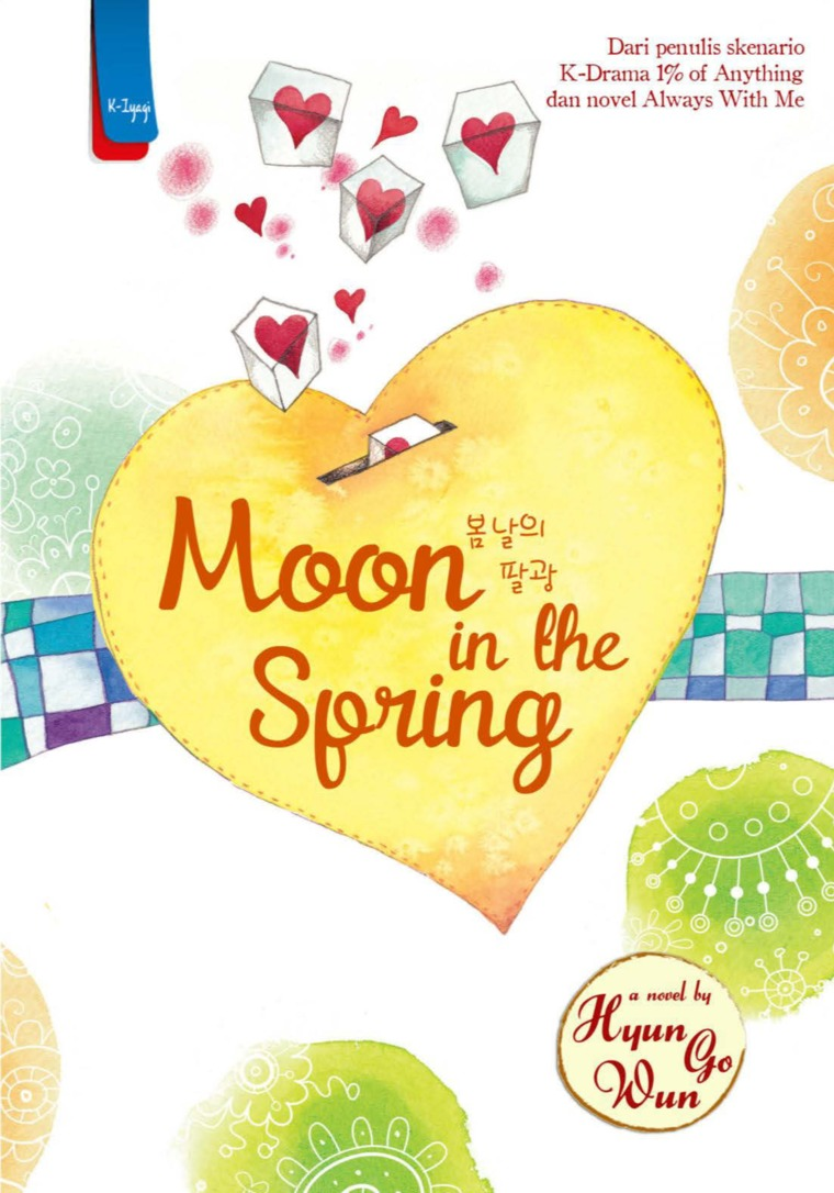 Buku Digital Moon in The Spring oleh Hyun Go Wun