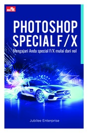 Cover Photoshop Special F/X oleh Jubilee Enterprise