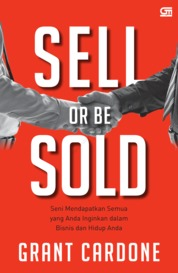 Cover Sell or be Sold oleh Grant Cardone