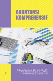 Cover Akuntansi Komprehensif oleh Dadan Ramdhani