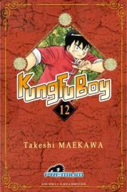 Cover Kungfu Boy (Premium) Vol. 12 oleh Takeshi Maekawa