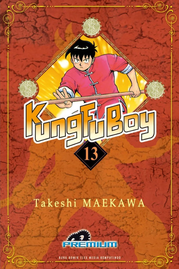 Buku Digital Kungfu Boy (Premium) Vol. 13 oleh Takeshi Maekawa