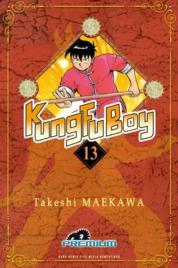 Cover Kungfu Boy (Premium) Vol. 13 oleh Takeshi Maekawa