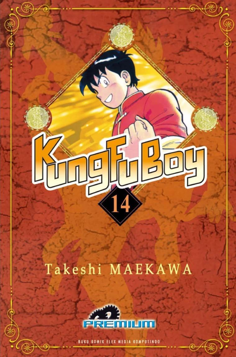 Buku Digital Kungfu Boy (Premium) Vol. 14 oleh Takeshi Maekawa