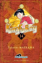 Cover Kungfu Boy (Premium) Vol. 14 oleh Takeshi Maekawa