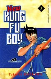 Cover New Kungfu Boy Vol. 03 oleh Takeshi Maekawa
