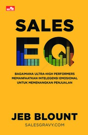 Cover Sales EQ oleh Jeb Blount