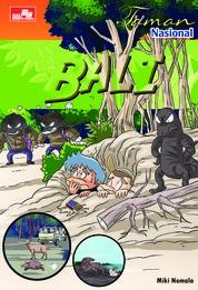 Cover Taman Nasional Bali oleh Miki Nomala