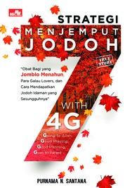 Cover 7 Strategi Menjemput Jodoh oleh Purnama N. Santana