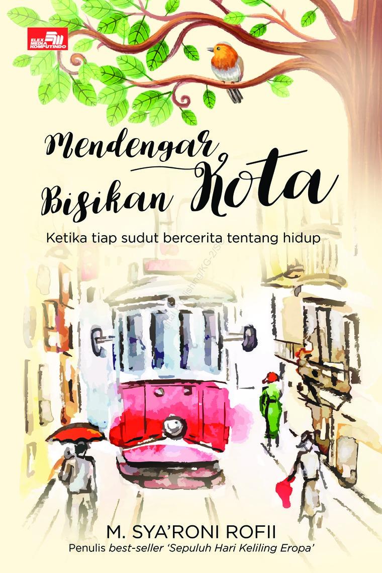Buku Digital Mendengar Bisikan Kota oleh M. Syaroni Rofii