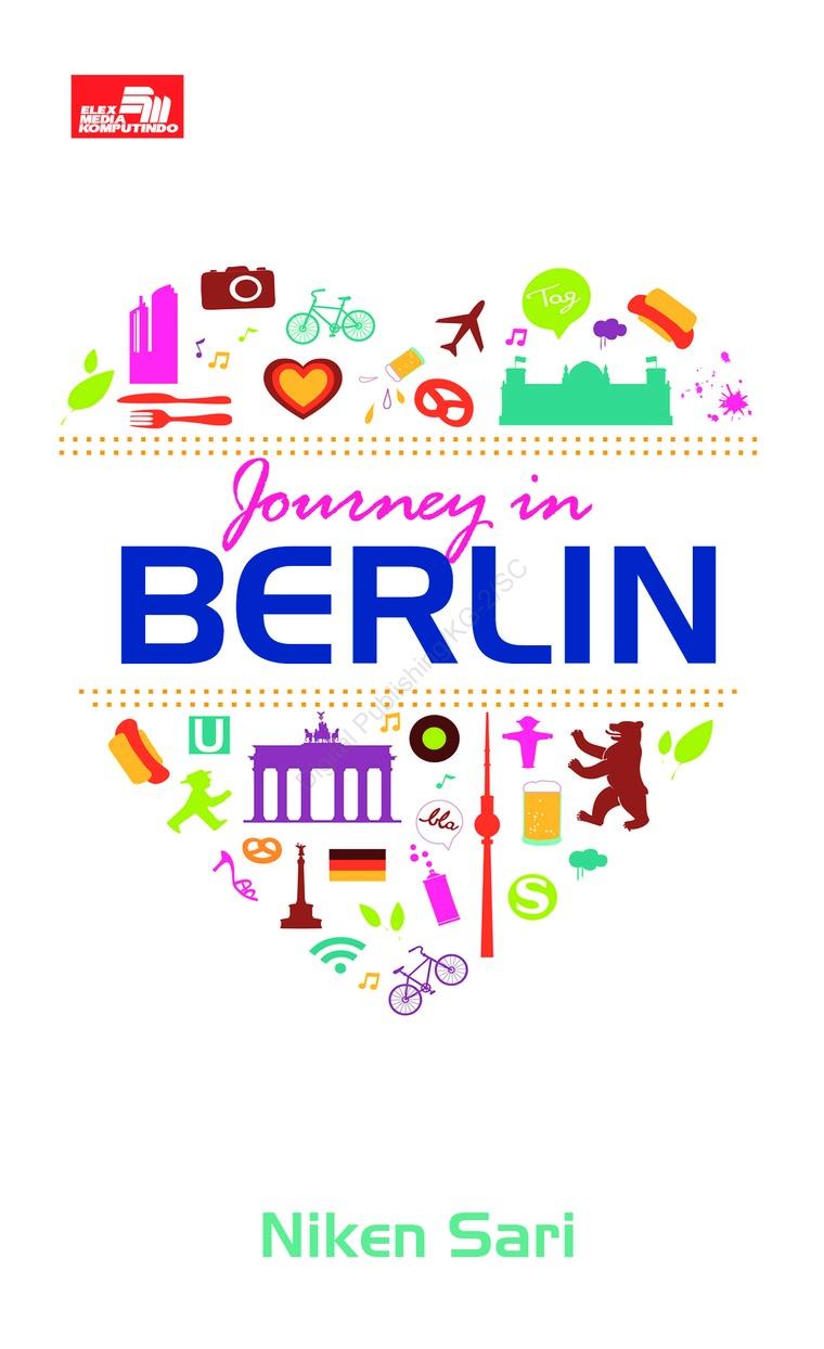 Buku Digital Journey in Berlin oleh Niken Sari