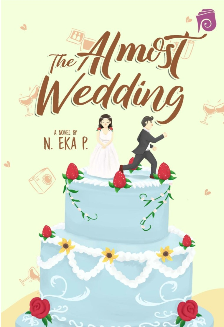 Buku Digital The Almost Wedding oleh N. Eka. P
